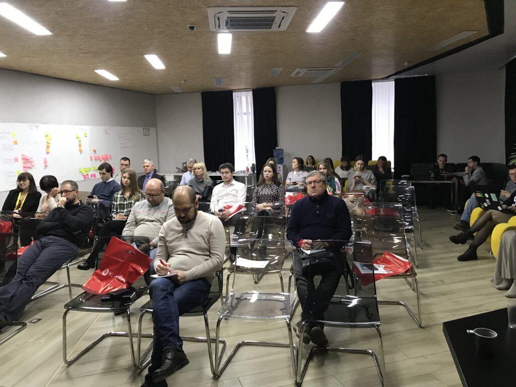 На семинаре Информбокса собралось 30 человек